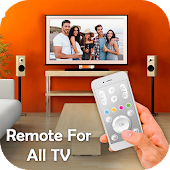 Remote Control for all TV Prank