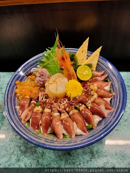 新北新莊美食-終於·衷魚,日式丼飯新選擇,新莊巷弄好滋味。觀醬手無菜單料理姊妹店~~~