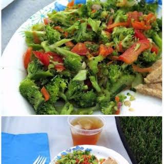 Broccoli Slaw.