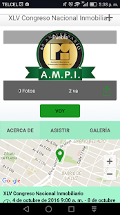 AMPI Nacional- screenshot thumbnail