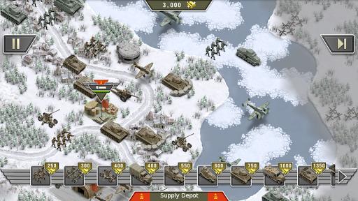 1941 Frozen Front - a WW2 Strategy War Game 1.12.4 screenshots 12