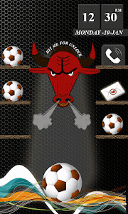Football Go Locker Theme screenshot 1
