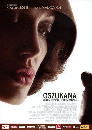 Przód ulotki filmu 'Oszukana'
