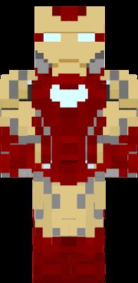 Homem de Ferro mark 85