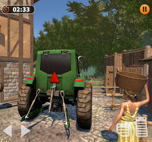 Tractor Farming Simulator - Big Farm Tractor Games apkmr screenshots 11