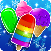 Ice Cream Frenzy: Match 3 Game
