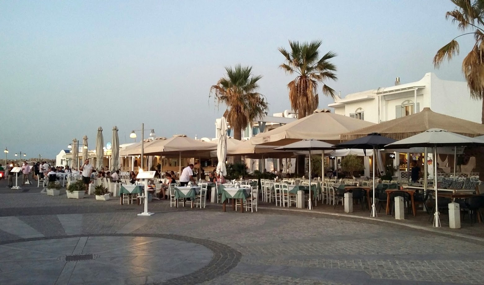 Naoussa Cosa vedere Paros le migliori spiagge