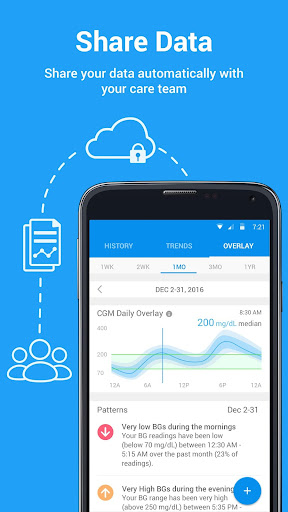 Track Diabetes Data For PC