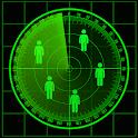 Scanner De Radar Simulator icon