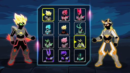 Stickman Shadow Super Fighting 1.0 Screenshots 4