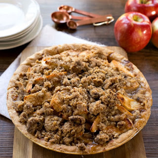 Apple Crumb Pie Fresh Apples Recipes