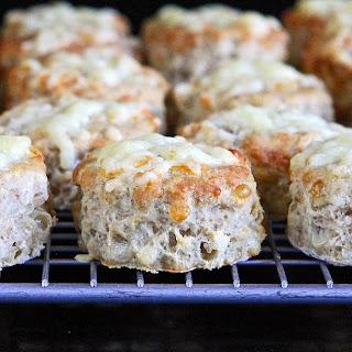 Best Buttermilk Cheese Scones - gluten free
