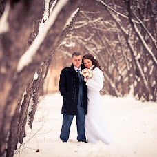 Wedding photographer Kseniya Gubareva (gubarevaphoto). Photo of 11.12.2014
