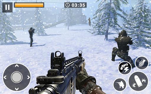 Appel à la guerre - Snipers de survie en hiver WW2  captures d'écran 1