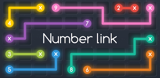 Number Link. Connect The Dots