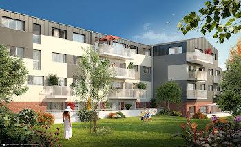 appartement à Le Petit-Quevilly (76)