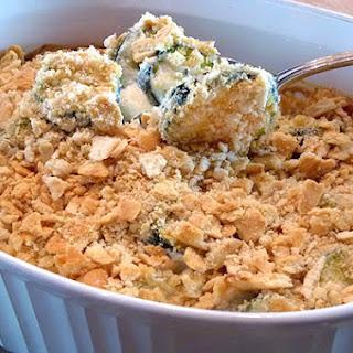Zucchini Casserole Cream Cheese Recipes