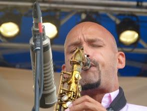Photo: Miguel Zenon Big Band