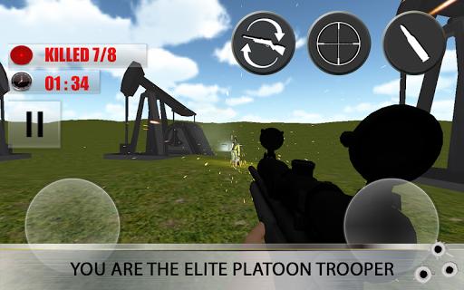 Commando Platoon FPS
