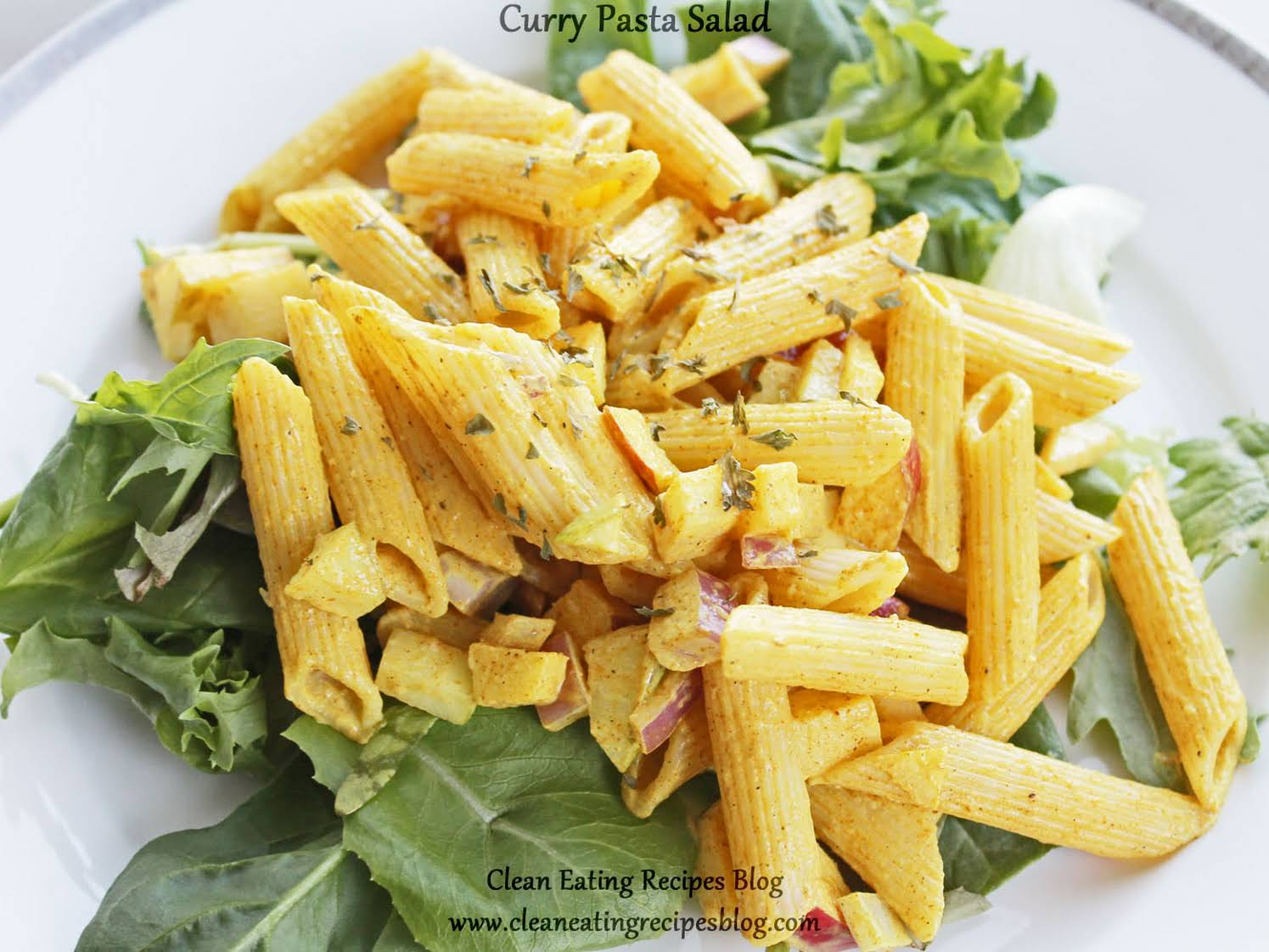 10 Best Curry Pasta Salad Recipes Yummly