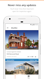 view.com.au - Buy, Rent or Research Real Estate- screenshot thumbnail