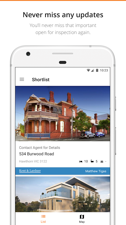 view.com.au - Buy, Rent or Research Real Estate- screenshot