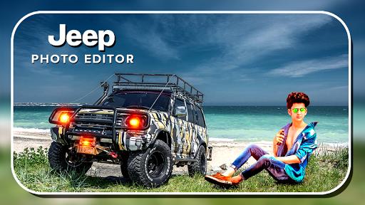 New Jeep Photo Editor 1.1 screenshots 2