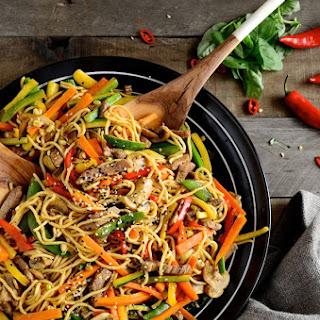 Egg Noodle Pepper Steak Recipes