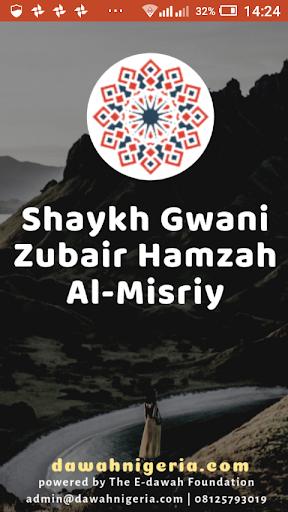 Shaykh Gwani Zubair Hamzah Al-Misriy dawahBox screenshot 1