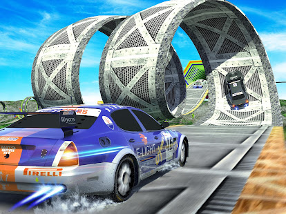 Extreme GT Racing Car Stunts - Real Race Game 2019 for PC-Windows 7,8,10 and Mac apk screenshot 9