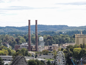 Photo: Original Hershey Factory