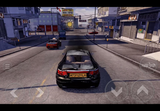 Project Open Auto City Beta 1.10 screenshots 8