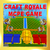 Craft Clash Royale map for MCPE