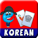 Korean Baby FlashCard For Kids icon