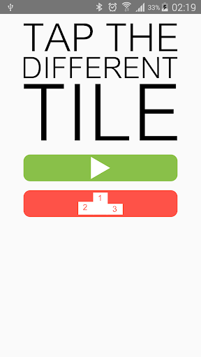 Tap The Different Tile