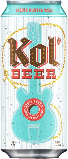 Logo of South Austin Brewery Kol'Beer