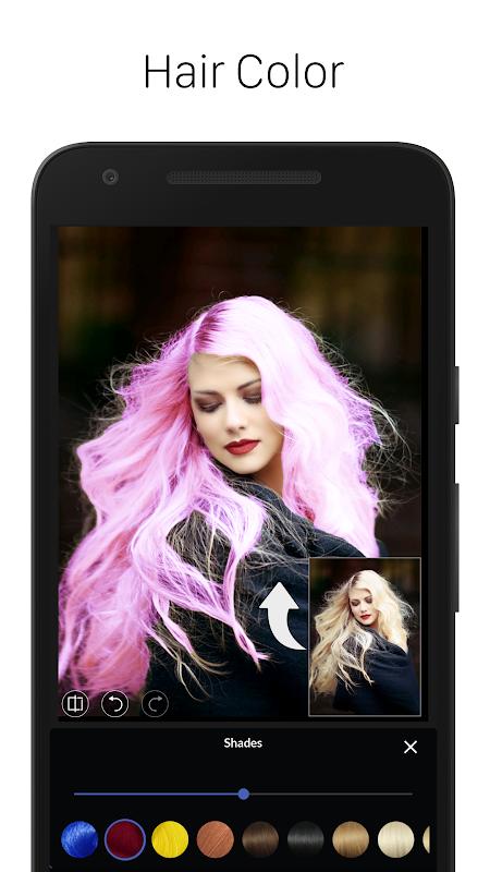LightX Photo Editor & Photo Effects screenshots