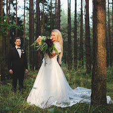 Wedding photographer Marcin Skura (msphotodesign). Photo of 11.10.2017