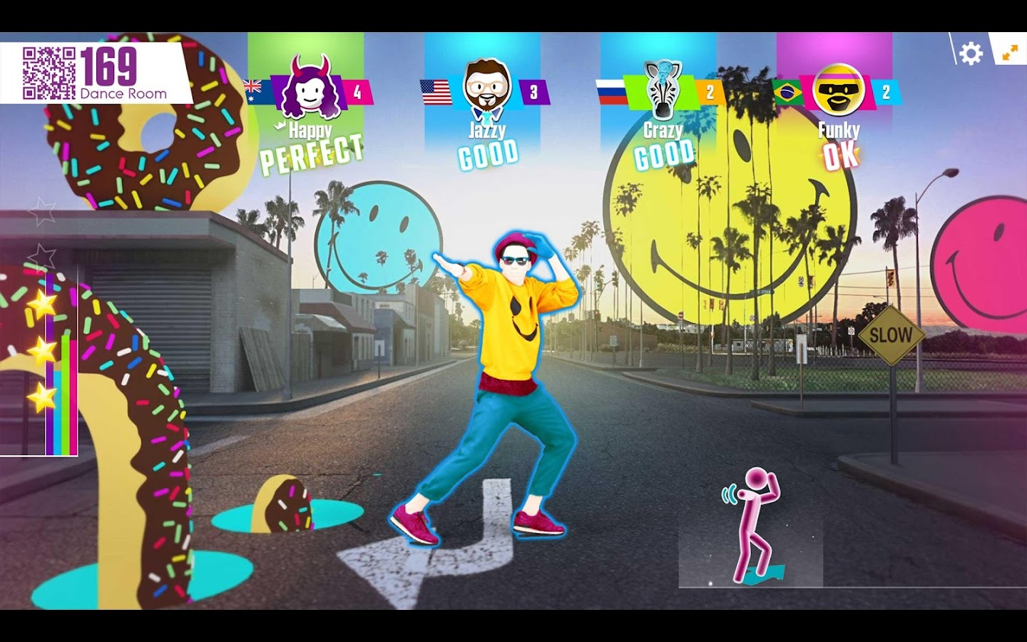 Just Dance Now – screenshot
