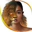 Animal Face Morphing App v 1.0 app icon