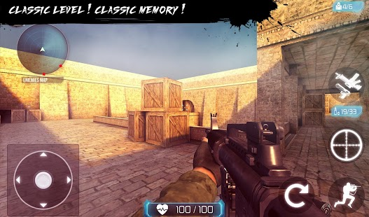 Counter Terrorist-SWAT Strike- screenshot thumbnail
