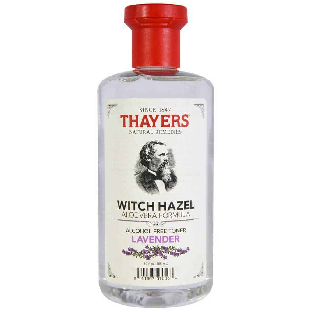 Thayers Witch Hazel Alcohol-Free Toner