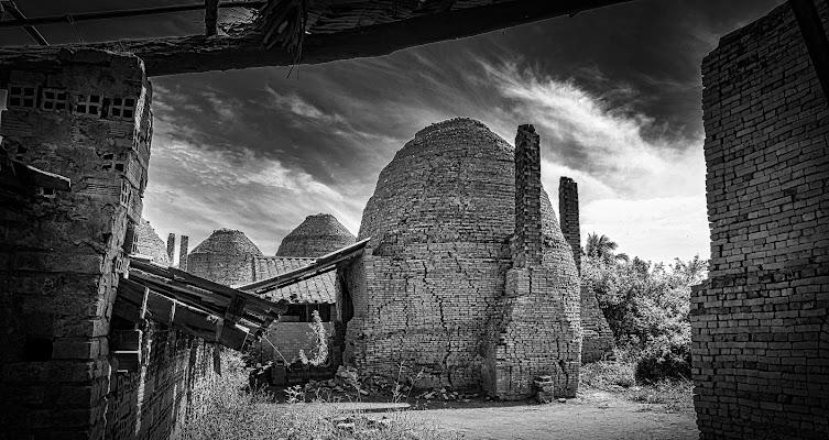 Antiche fornaci di Montevecchi