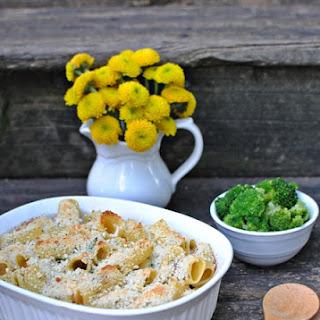 Light Macaroni and Cheese Recipe