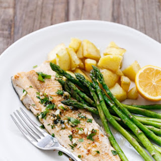 Pan Fried Trout Lemon Pepper Recipes