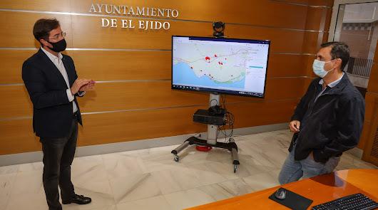El Ejido tendrá geolocalizados a los positivos de covid con una aplicación móvil