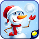Christmas magic snowballs Apk