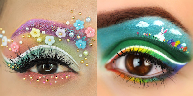 Easter Makeup Ideas 2018   Apps on Google Play