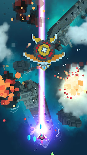 Retro Shooting - Pixel Space Shooter 3D for PC