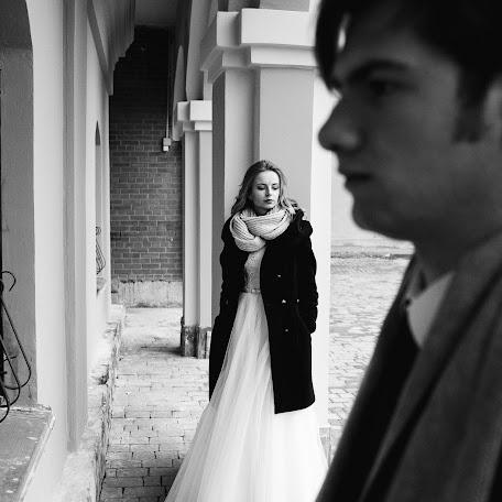 Wedding photographer Yuliya Kulek (uliakulek). Photo of 15.01.2018